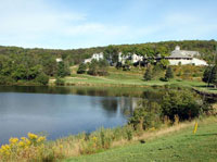 Fishing at Deerhurst Resort