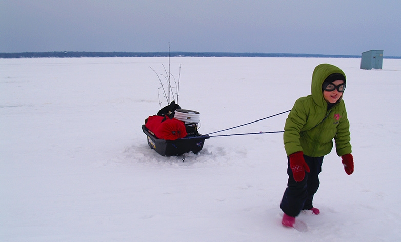Family Ice Fishing - A Beginners Guide